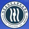 内蒙古师范大学鸿德学院